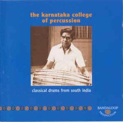 the karnataka college of percussion